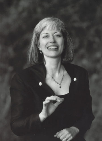 Photograph of Linda Gingrich